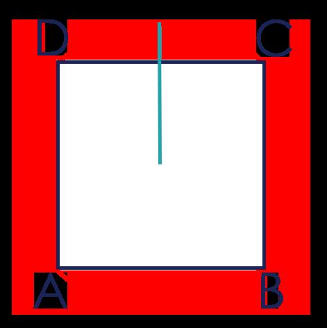 Umkreis Quadrat